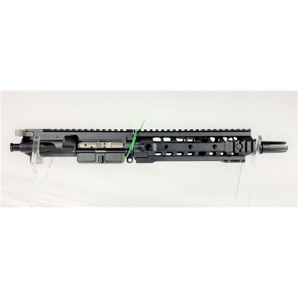 ADVANCED ARMAMENT CORP.   300 BLK AR-15 PISTOL, COMPLETE UPPER RECEIVER w 9 INCH BARREL