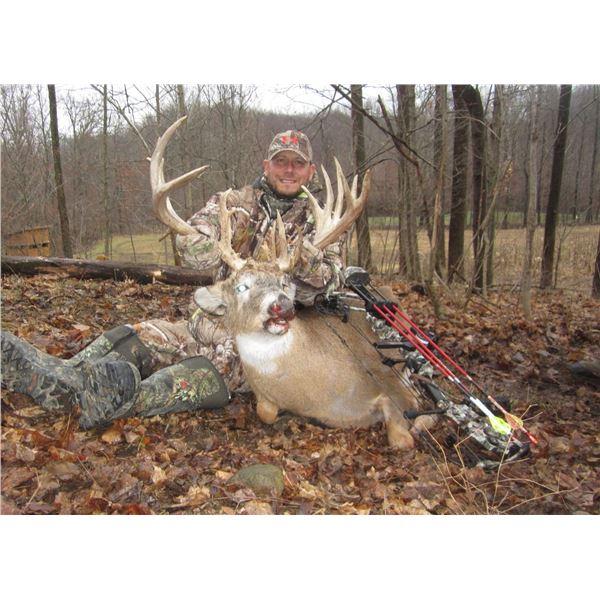 Monster Whitetail Deer Hunt Briarwood Sporting Club