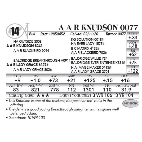 A A R Knudson 0077