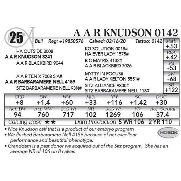 A A R Knudson 0142