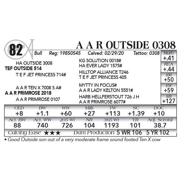 A A R Outside 0308