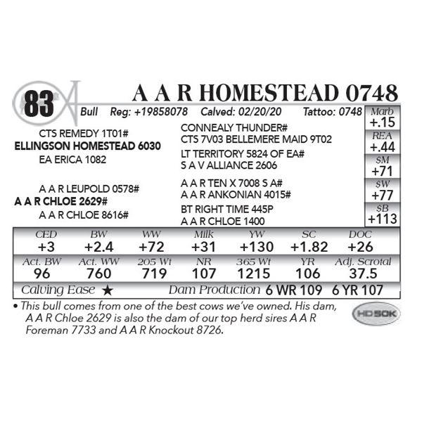 A A R Homestead 0748