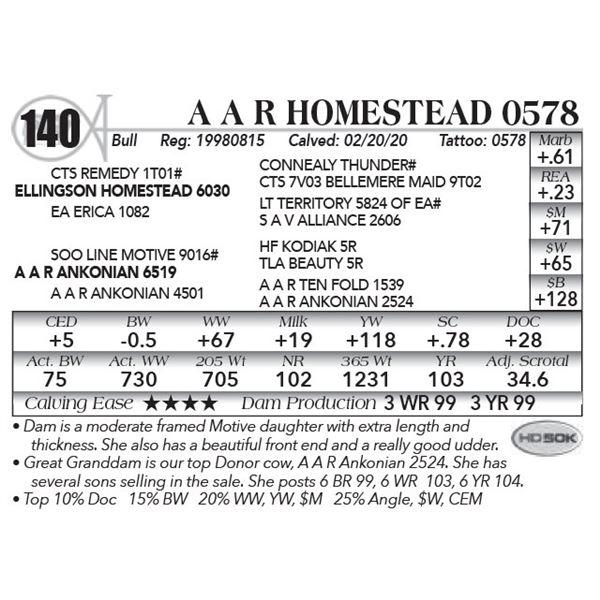 A A R Homestead 0578