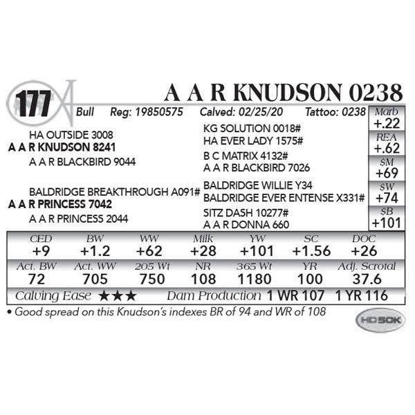 A A R Knudson 0238