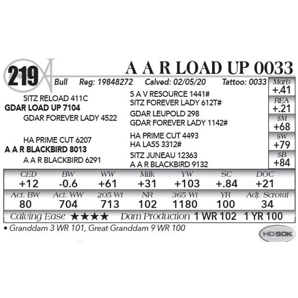 A A R Load Up 0033