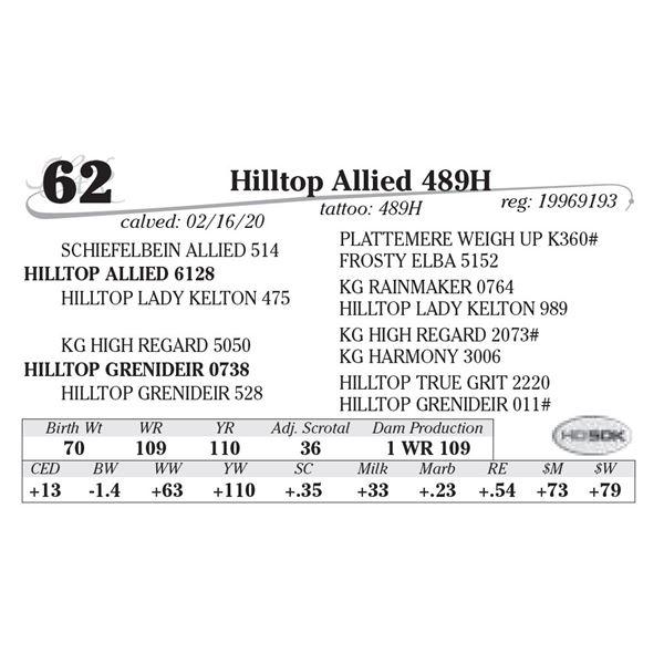 Hilltop Allied 489H