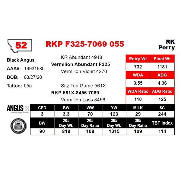 RKP F325-7069 055