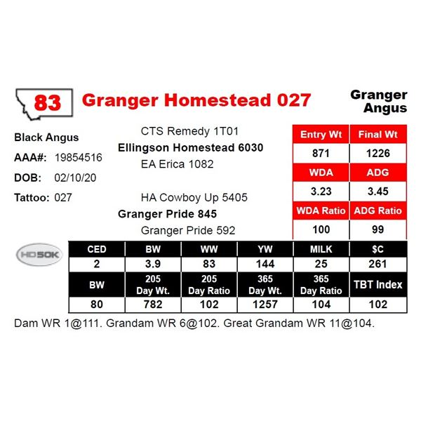 Granger Homestead 027