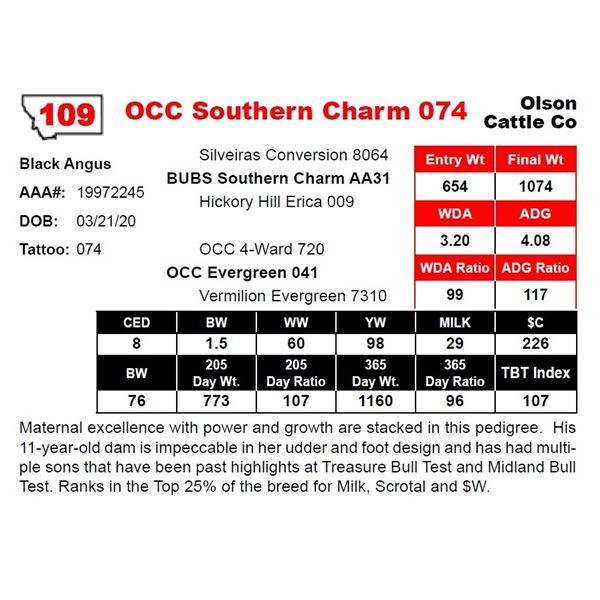 OCC Southern Charm 074