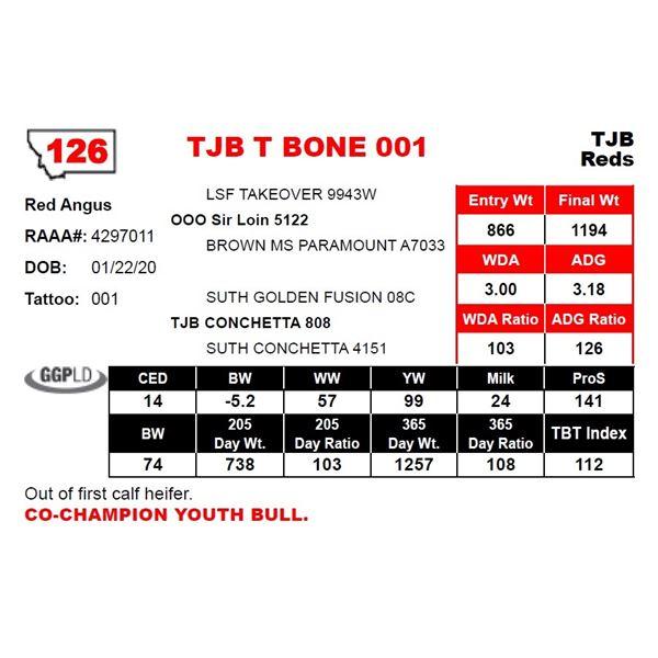 TJB T BONE 001