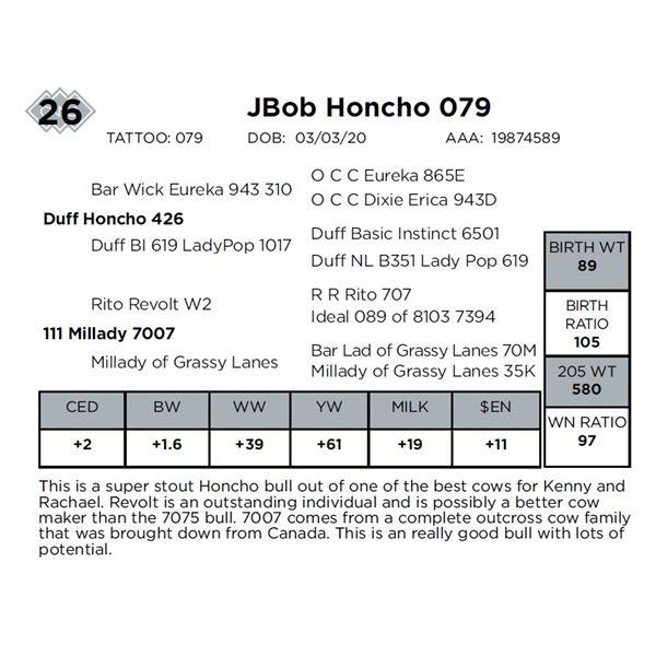 JBob Honcho 079