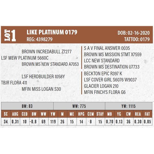 LIKE PLATINUM 0179