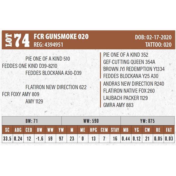 FCR GUNSMOKE 020