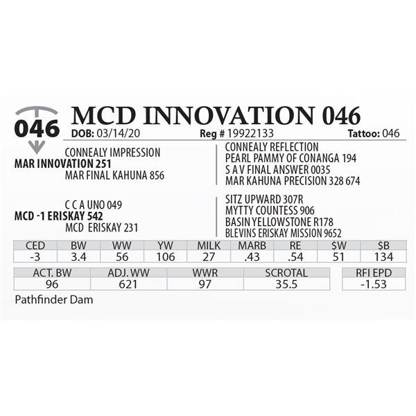 MCD INNOVATION 046