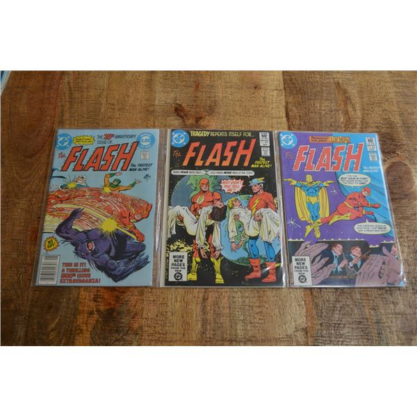 The Flash Comic Books