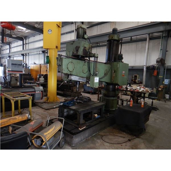 SORALUCE TR3-2000 MILLING MACHINE Shop Equipment
