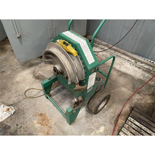 GREENLEE PIPE BENDER Shop Equipment