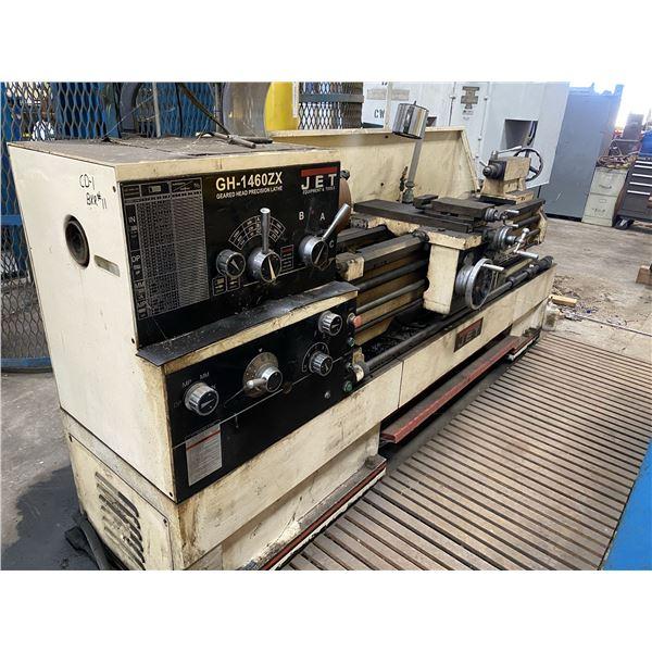 JET GH-1460ZX PRECISION LATHE Shop Equipment