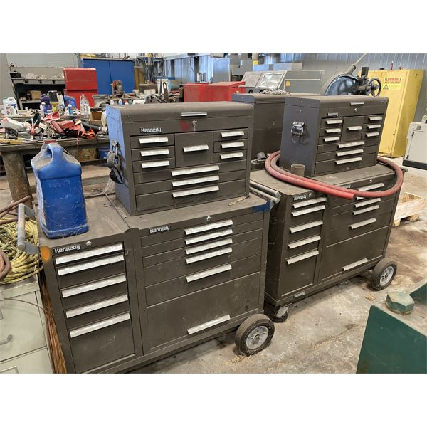 KENNEDY TOOL BOXES Shop Equipment