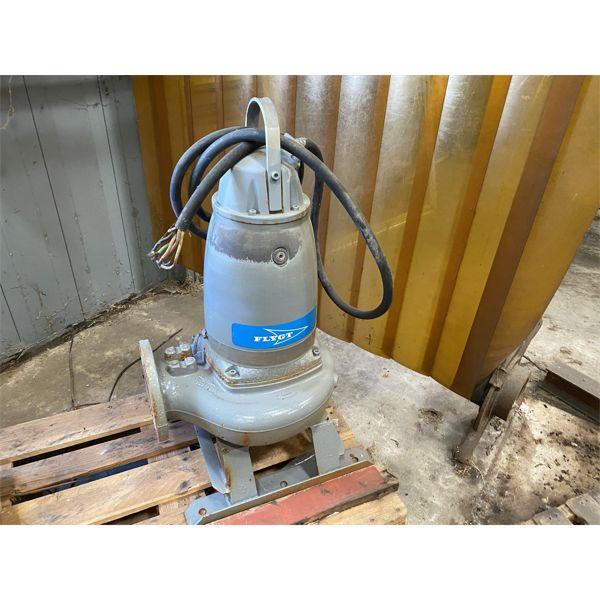 FLYGT ELECTRIC PUMP Shop Equipment