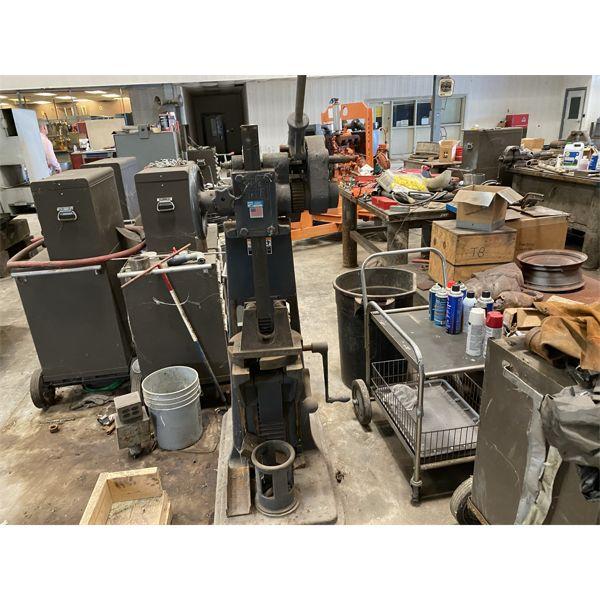 DAKE PRESS Shop Equipment