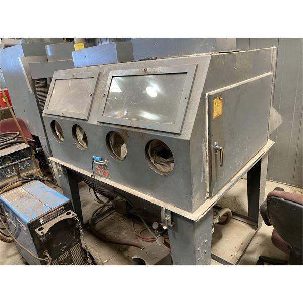 TRINCO DRY BLAST Shop Equipment