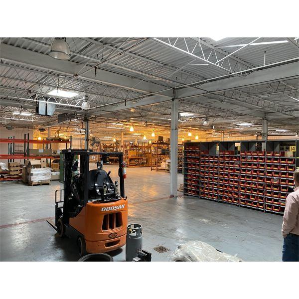 SHELVING Shop Equipment