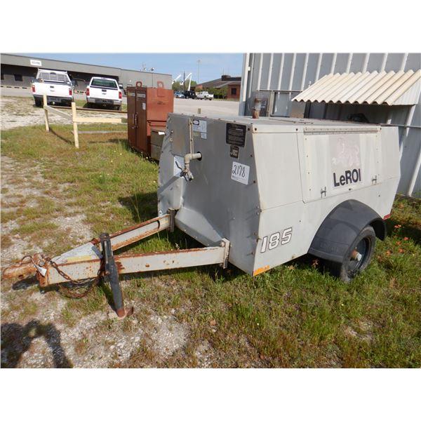LEROI 185 Air Compressor