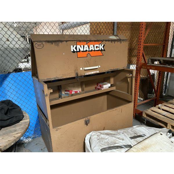 KNACK JOB BOX Shop Equipment