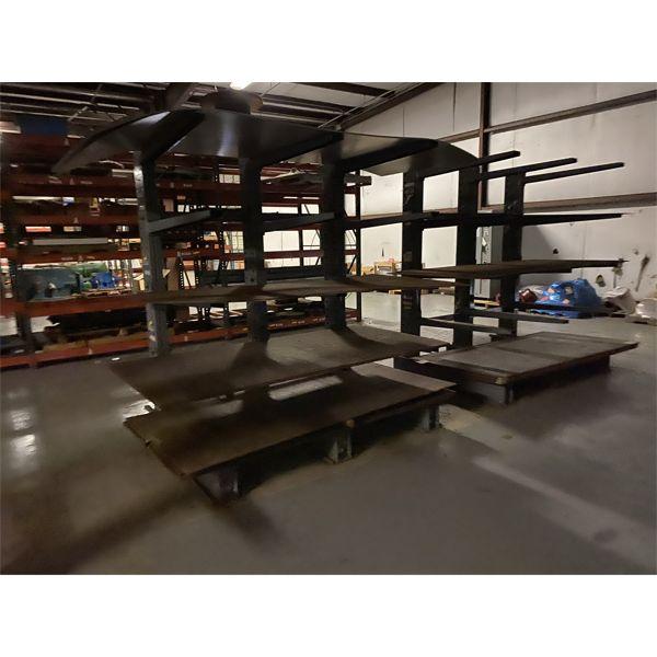 STEEL PLATING Shop Equipment