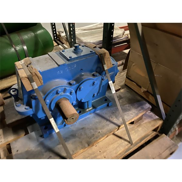 FOOTE JONES MAXI POWER HELICAL GEAR DRIVE Miscellaneous