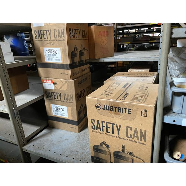JUST RITE SAFETY CANS Fuel Tank