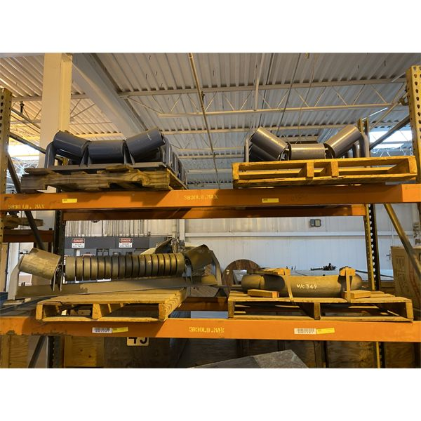 CONVEYOR ROLLERS Aggregate Miscellaneous