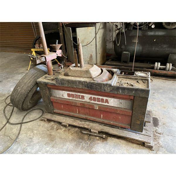 COATS 4050A TIRE MACHINE Shop Equipment