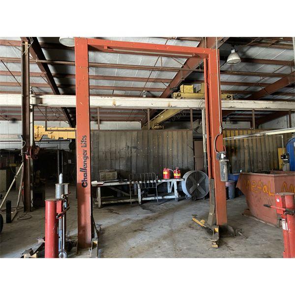 CHALLENGER 27000 LIFT Shop Equipment