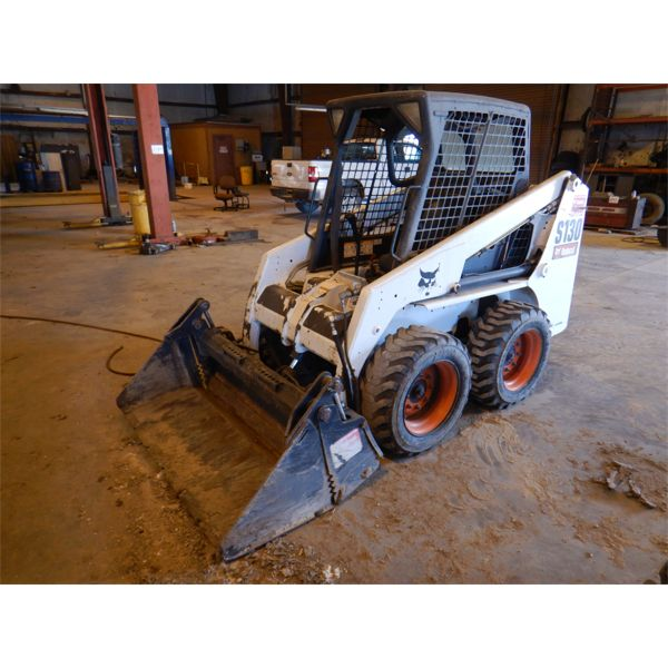 2007 BOBCAT S130 Skid Steer Loader - Crawler