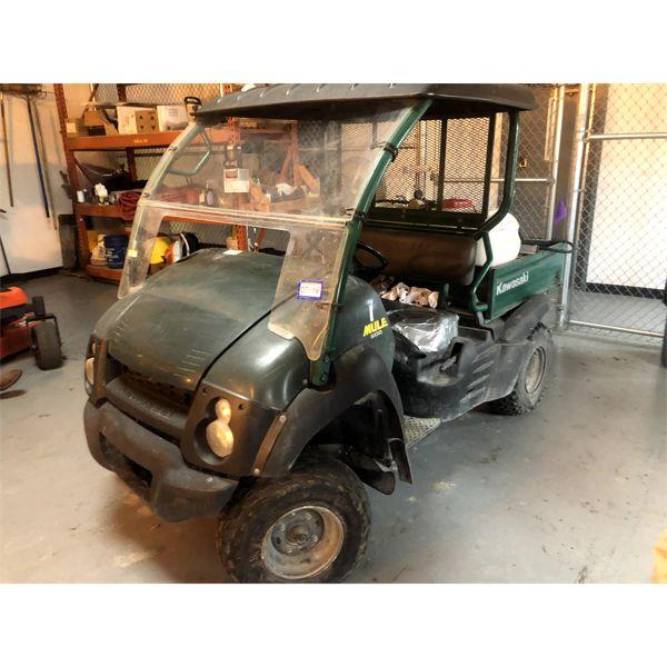 2006 KAWASAKI 600 ATV