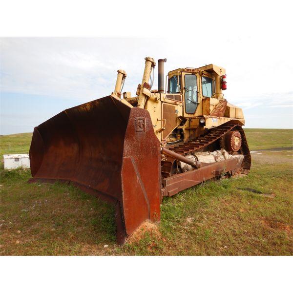 1982 CATERPILLAR  D8L Dozer / Crawler Tractor