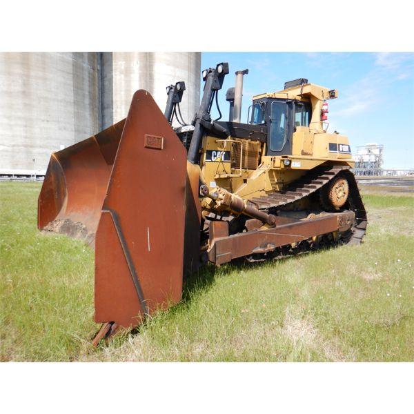 2002 CAT D10R Dozer / Crawler Tractor
