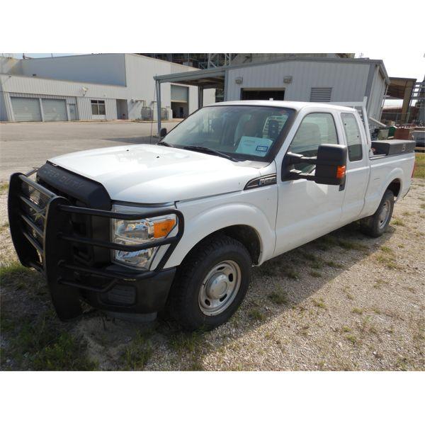 2012 FORD  F250 XL Pickup Truck