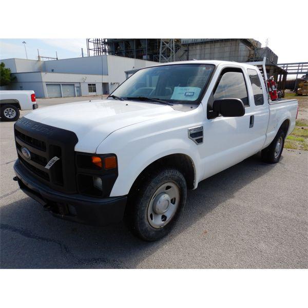 2008 FORD  F250 XL Pickup Truck