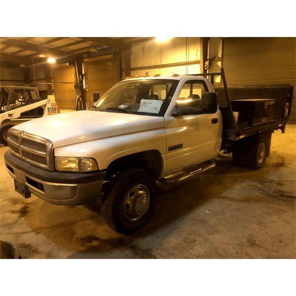 2002 DODGE  3500 Pickup Truck