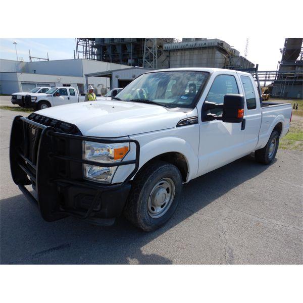 2012 FORD  F250 Pickup Truck