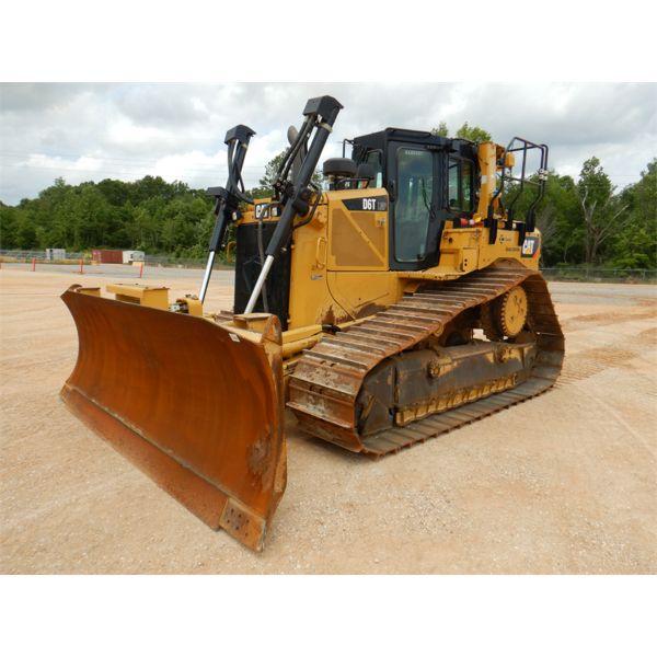 2016 CAT D6T LGP Dozer / Crawler Tractor