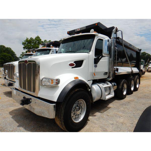 2020 PETERBILT 567 Dump Truck