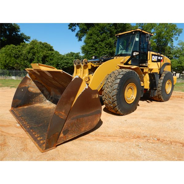 2016 CAT 980M Wheel Loader