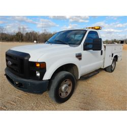 2008 FORD F250 Service / Mechanic Truck