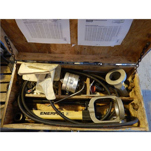 ENERPAC HYDROSET CALIBRATION KIT Shop Equipment