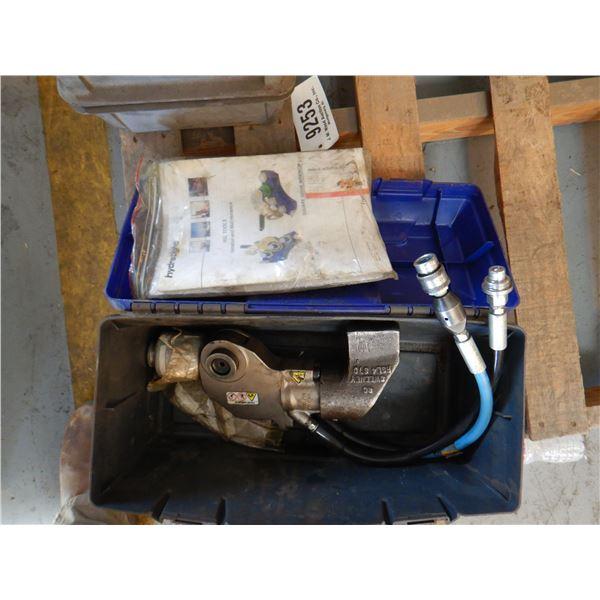 SWEENEY RSL14 HYDRAULIC TORQUE WRENCH Shop Equipment