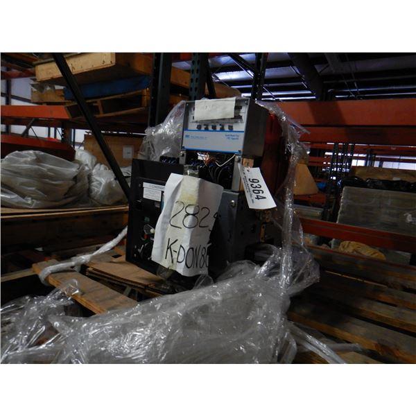 BROWN BOVERI ELECTRIC K-DON 800 CIRCUIT BREAKER